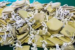 کشف ۶ میلیون دستکش لاتکس و ۱۰ هزار ماسک فیلتردار