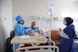 قم میں کامکار اسپتال کی صورتحال