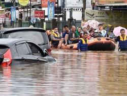 انڈونیشیا میں سیلاب کے نتیجے میں 5 افراد ہلاک