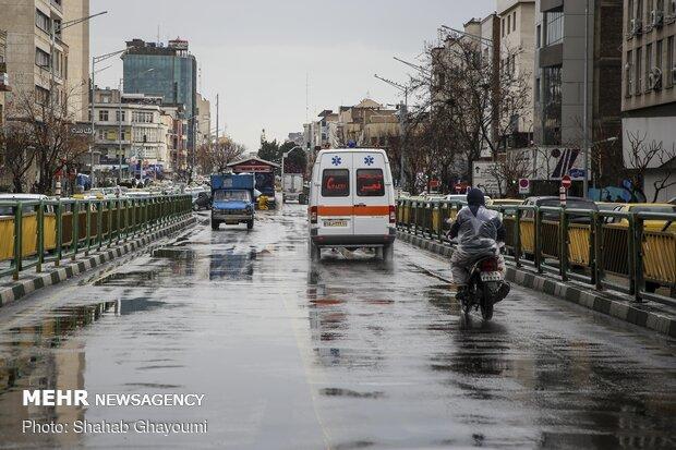 ارتفاع حالات الإصابة في ايران بفيروس كورونا الى نحو 140 ووفاة 19