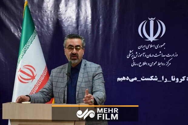 مبتلایان به کرونا در ایران افزایش یافت