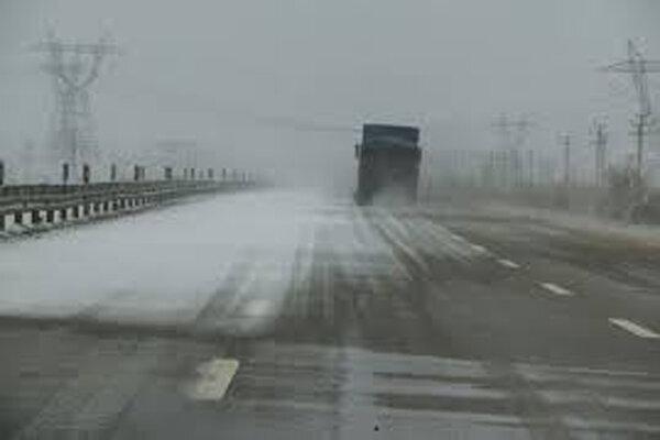 تردد روان در کلیه جاده های خراسان شمالی برقرار است