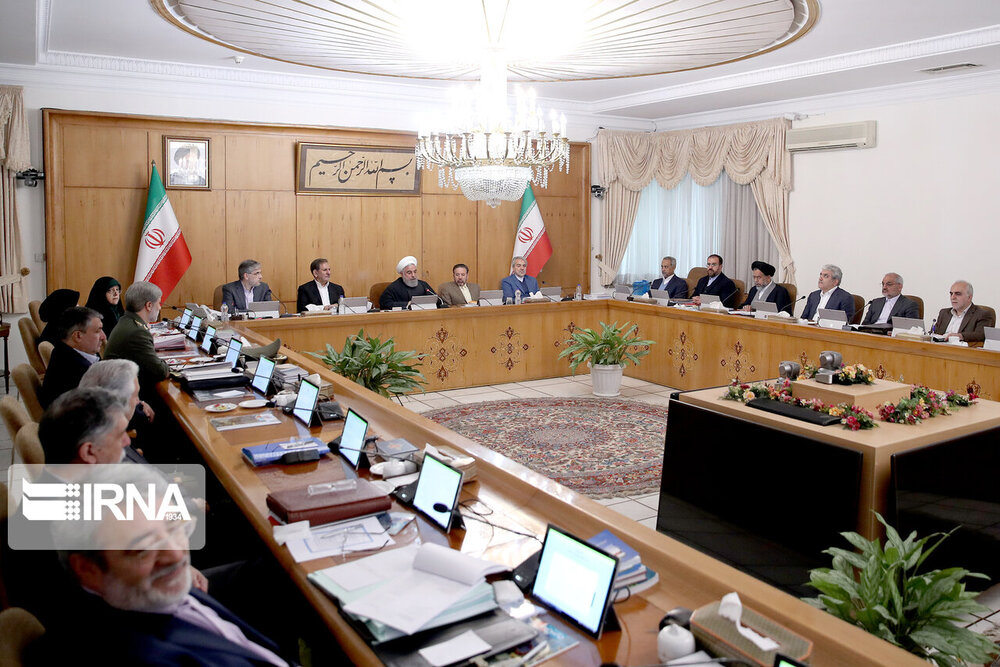 Rouhani's government urges approval of FATF-related bills by Expediency Council