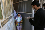 توزیع ۱۰۰ هزار بسته بهداشتی پیشگیری از کرونا در قم