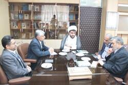 اولین حضور منتخبین مردم شیراز در سازمان تبلیغات اسلامی استان فارس