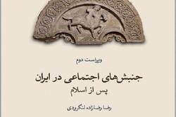 ویراست دوم کتاب «جنبشهای اجتماعی در ایران پس از اسلام» منتشر شد