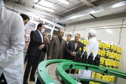 افزایش تولید الکل ضدعفونی کننده در زنجان/ کمبود ماسک نداریم