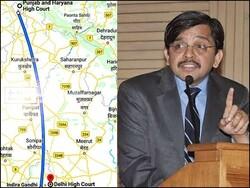 بھارتی حکومت نے انصاف اور قانون کے حق میں بولنے والے جج کا تبادلہ کردیا
