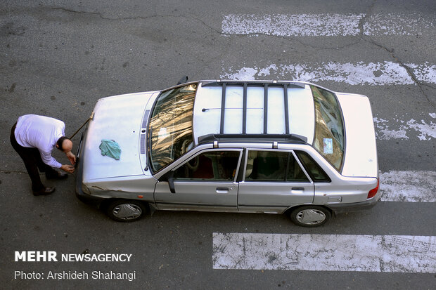 پلاک مخدوش