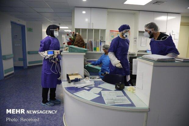 İran'da 1 milyon 171bin 70 korona hastası sağlığına kavuştu