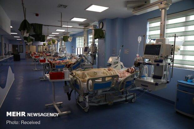 آماده سازی١٥٠تخت برای بیماران کرونا در بیمارستان حضرت علی اصغر(ع)