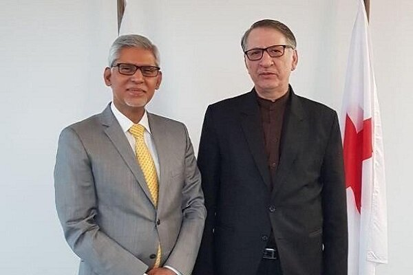 Iran, IFRC discuss how to provide aid to contain Covid-19