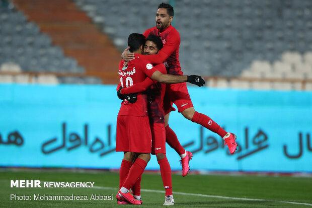 Persepolis 3-1 Shahr Khodro: IPL day 21