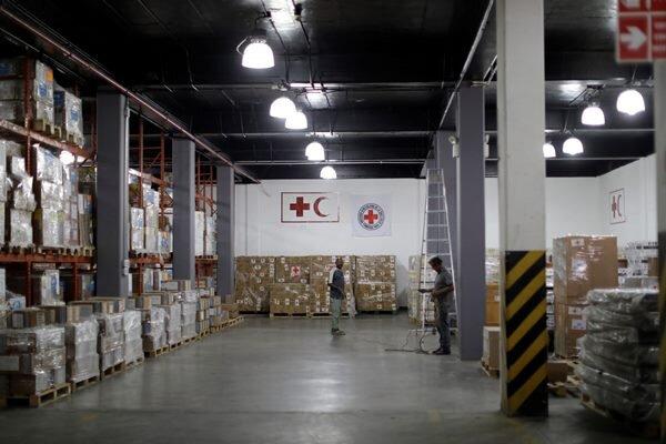 موافقت آمریکا با اعطای معافیت برای ارسال کمک بشردوستانه به ایران