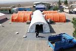 بیمارستان صحرایی در قزوین برپا می شود