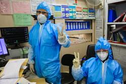 قم میں کامکار اسپتال کے اردگر جراثیم کشی کی مہم کا آغاز