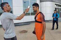 تست کرونایی در تمرین تیم فولاد خوزستان