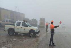 آماده باش ۲۸۰ دستگاه ماشین آلات راهداری همدان در طرح زمستانی جاده