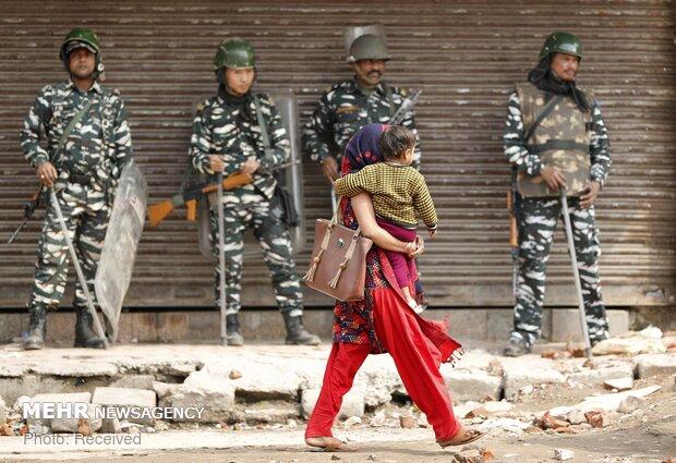 ادامه اعتراض به قانون حق شهروندی هند
