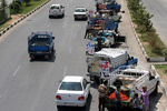 اجرای طرح کنترل خودروهای باری از امروز در پایتخت