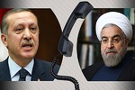 Iran, Turkey stress need to reopen borders, resume trade