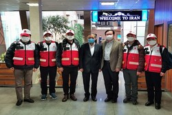 Çinli Büyükelçi: Çinli tıp uzmanlarından oluşan bir ekip Tahran'a geldi