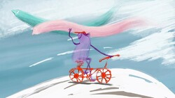 """""""The Cycling Wind"""""""