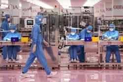فعالیت کارخانجات چین فراتر از انتشار رشد کرد