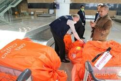 WHO sends first medics' cargo to Iran to fight coronavirus