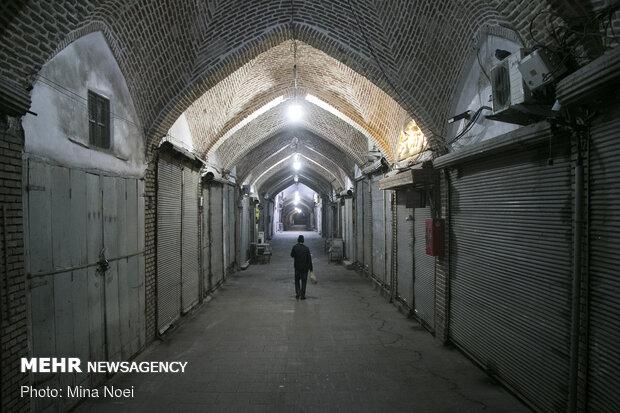 کرونا بازار استان سمنان را کساد کرد/ضرورت همافزایی دولت و مردم