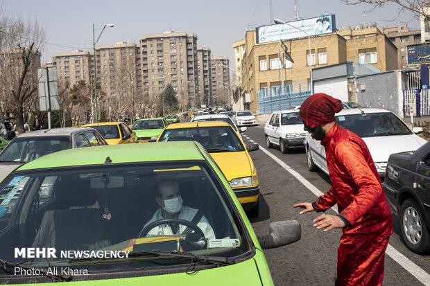 پیامدهای کرونا در تهران