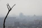باز هم پائیز و وارونگی و آلودگی هوا/ کارخانه ها در آستانه تعطیلی