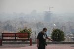 هوای تهران در آستانه آلودگی برای گروه های حساس