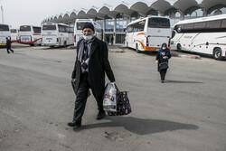 توقف فروش حضوری بلیت در پایانههای مسافری سیستان و بلوچستان
