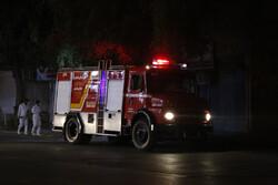 انجام ۸۷۶ مورد عملیات مربوطه به حوادث آتش سوزی در چهار ماه اخیر
