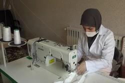 اختصاص کارگاههای دانشگاه فنی و حرفه ای به تولید ماسک