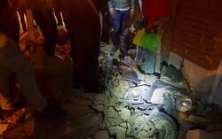 ریزش آوار در جنوب تهران/احتمال مصدومیت سه نفر وجود دارد