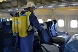 ادعای کذب کرونا وحشت به جان مسافران پرواز شیراز به تهران انداخت