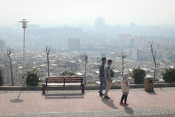 کیفیت هوای پایتخت دو روز متوالی ناسالم شد
