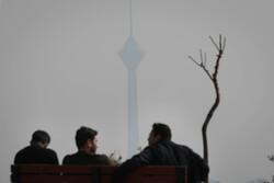 هوای پایتخت قابل قبول است اما افزایش آلاینده ازن پیش بینی میشود