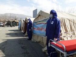 قرارگاه جهادی مقابله با ویروس کرونا در نیروی زمینی ارتش
