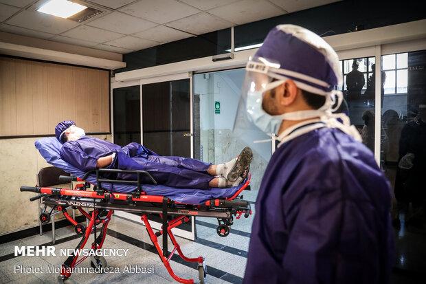 کرونا به کرمان رسید / افزایش تعداد بیماران بستری در مراکز درمانی