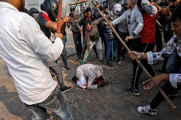 VIDEO: Anti-Muslim violence in Delhi