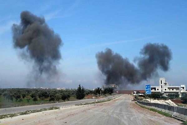 ندعو الجميع الى التعقل وادراك المخاطر الكبيرة المترتبة على استمرار العدوان على سوريا