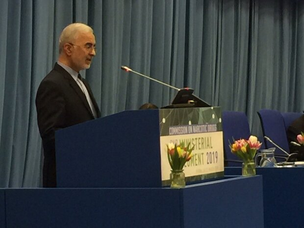 Iran's top anti-narcotic chief to attend CND confab.