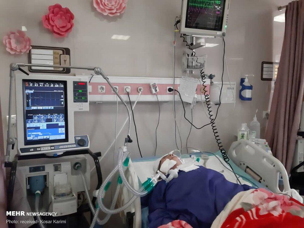 آمار بیماران بدحال مبتلا به کرونا به شدت افزایش داشته است
