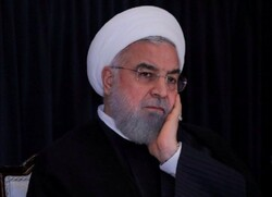 Pres. Rouhani extends condolences at Siamand Rahman passing