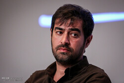 Actor Shahab Hosseini in an undated photo. (Mehr/Hossein Esmaeili)