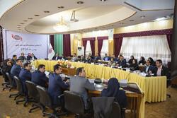 گردهمایی روسای دفاتر استانهای کارت اعتباری ایرانکیش