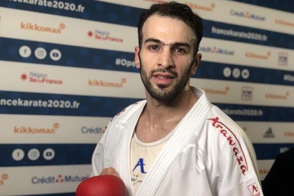 کاراتهکا قزوینی در اردوی تیم ملی کاراته